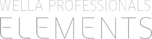 Wella Professionals Elements logo